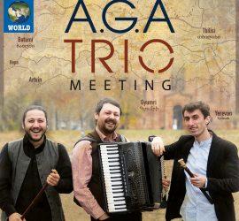A.G.A Trio Meeting CD-Cover