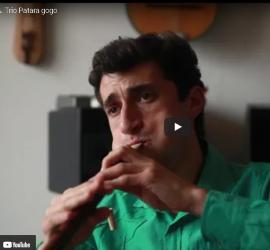 Arsen Petrosyan playing Duduk