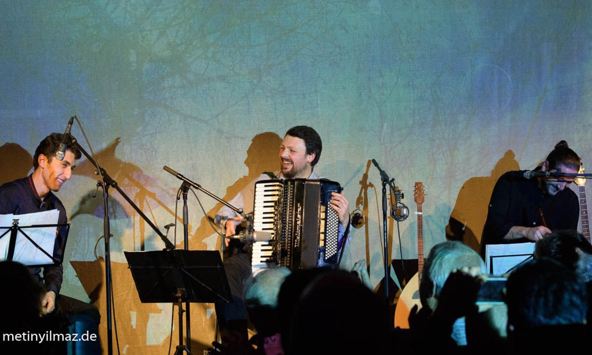 A.G.A Trio. Arsen Petrosyan, Mikail Yakut, Deniz Mahir Kartal